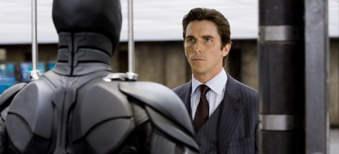 "FILE - In this file image released by Warner Bros., Christian Bale stars as Bruce Wayne in ""The Dark Knight.""  Warner Bros. have announced July 20, 2012, as the release date for the next Batman film. (AP Photo/Warner Bros. Pictures, Stephen Vaughan, File)"