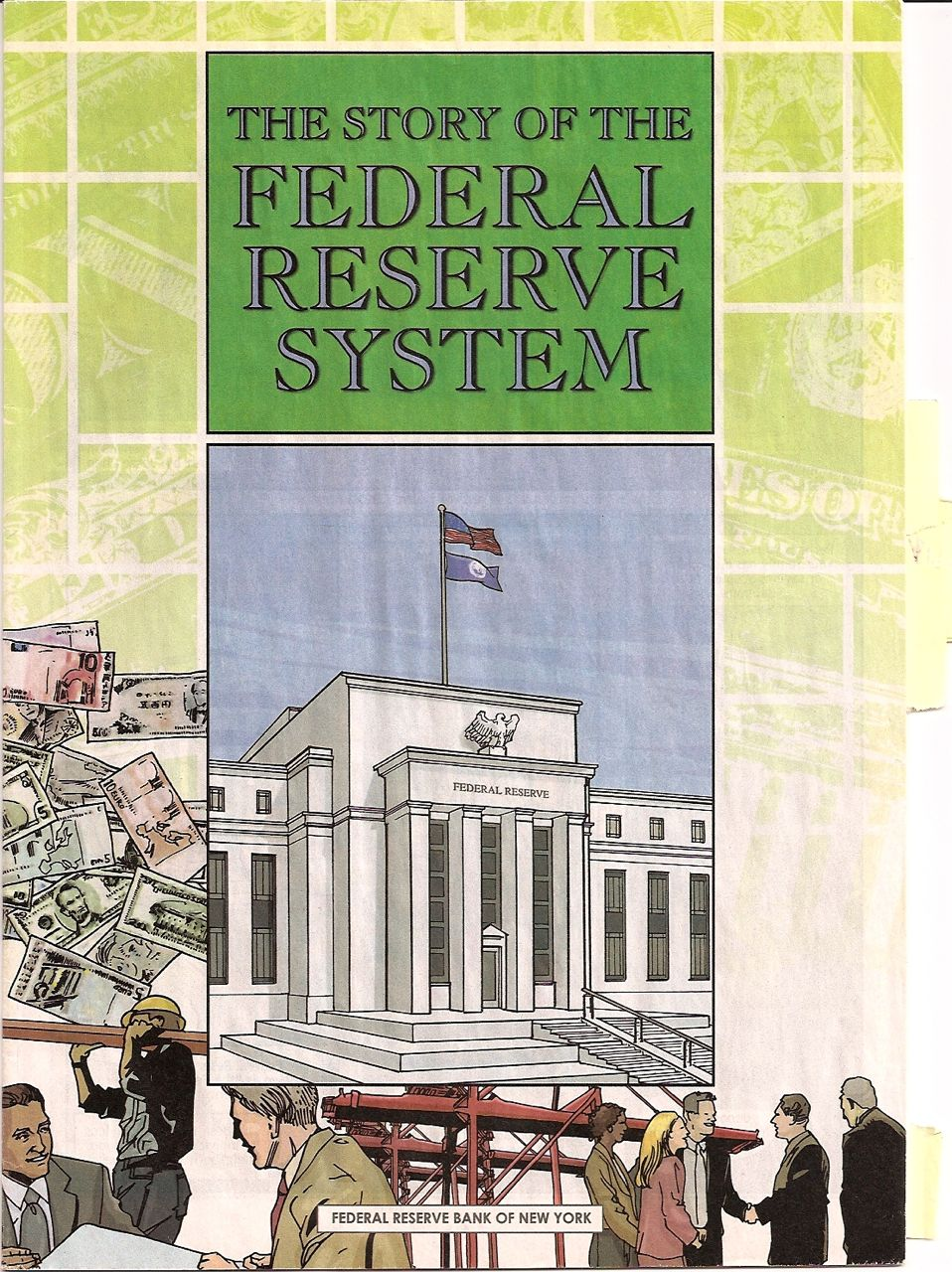 the history of the federal reserve system of the united states As stated in the federal reserve system purposes & functions: history prior to the fed's the united states experienced a number of economic downturns and.