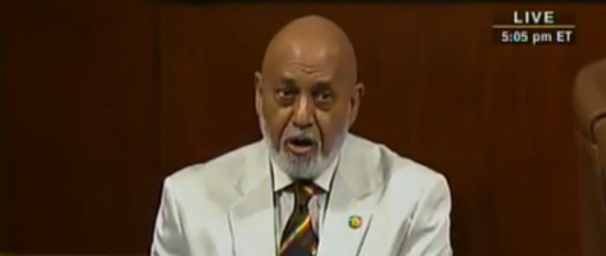 Florida Rep. Alcee Hastings has one of the most unusual names in this entire slideshow.