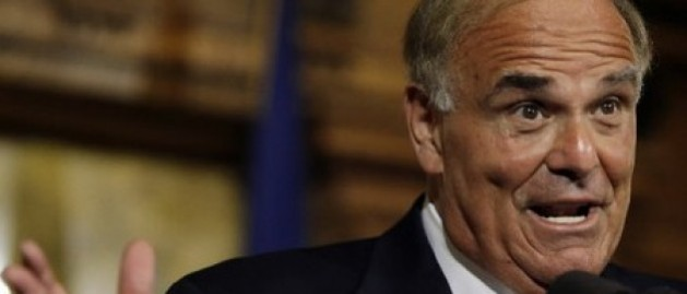 Former Pa. governor Ed Rendell FILE (AP)