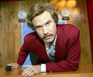 Photo of Anchorman