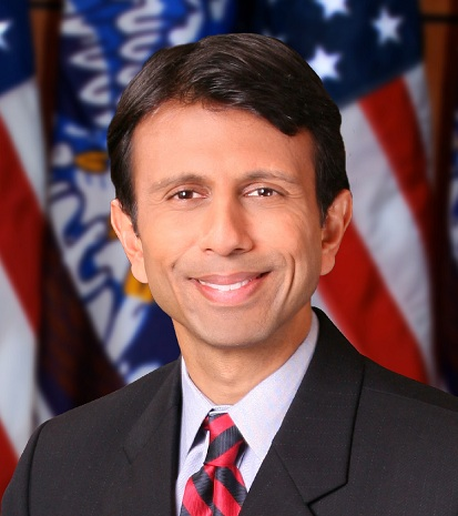 Photo of Gov. Bobby Jindal