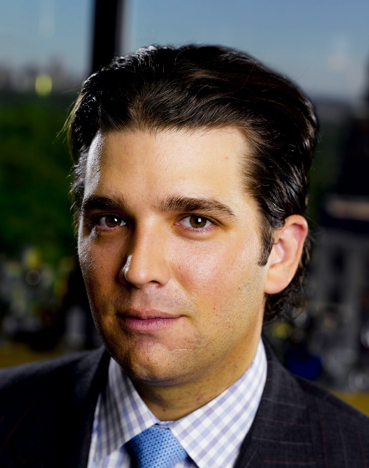 Photo of Donald J. Trump Jr.