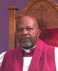 Photo of Bishop George McKinney