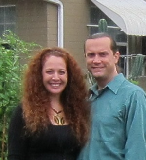 Jason and Jennifer Helvenston
