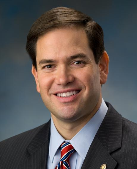 Photo of Sen. Marco Rubio