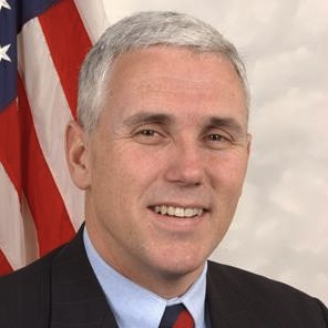 Photo of Rep. Mike Pence