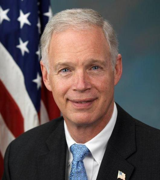 Photo of Sen. Ron Johnson
