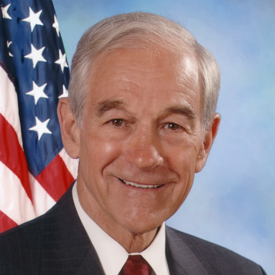 Photo of Rep. Ron Paul