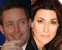 Christopher R. Barron and Tammy Bruce
